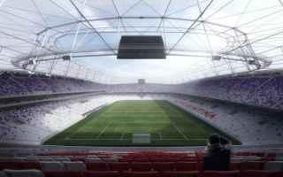 fiorentina  nuovo stadio fiorentina