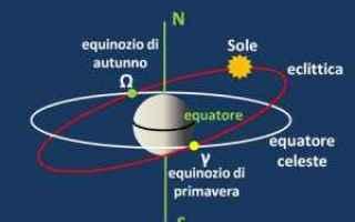 Gli equinozi di marzo e settembre sono i due giorni dell'anno nei quali ha inizio la primavera e l