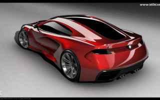 Automobili: bmw  m8  supercar
