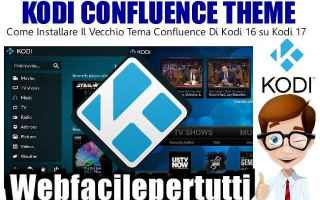 video tutorial kodi theme confluence
