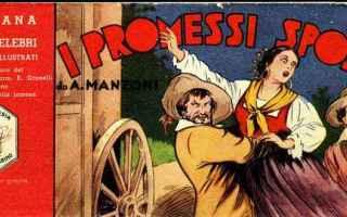 Manga - Fumetti: mostre fumetti milano promessi sposi