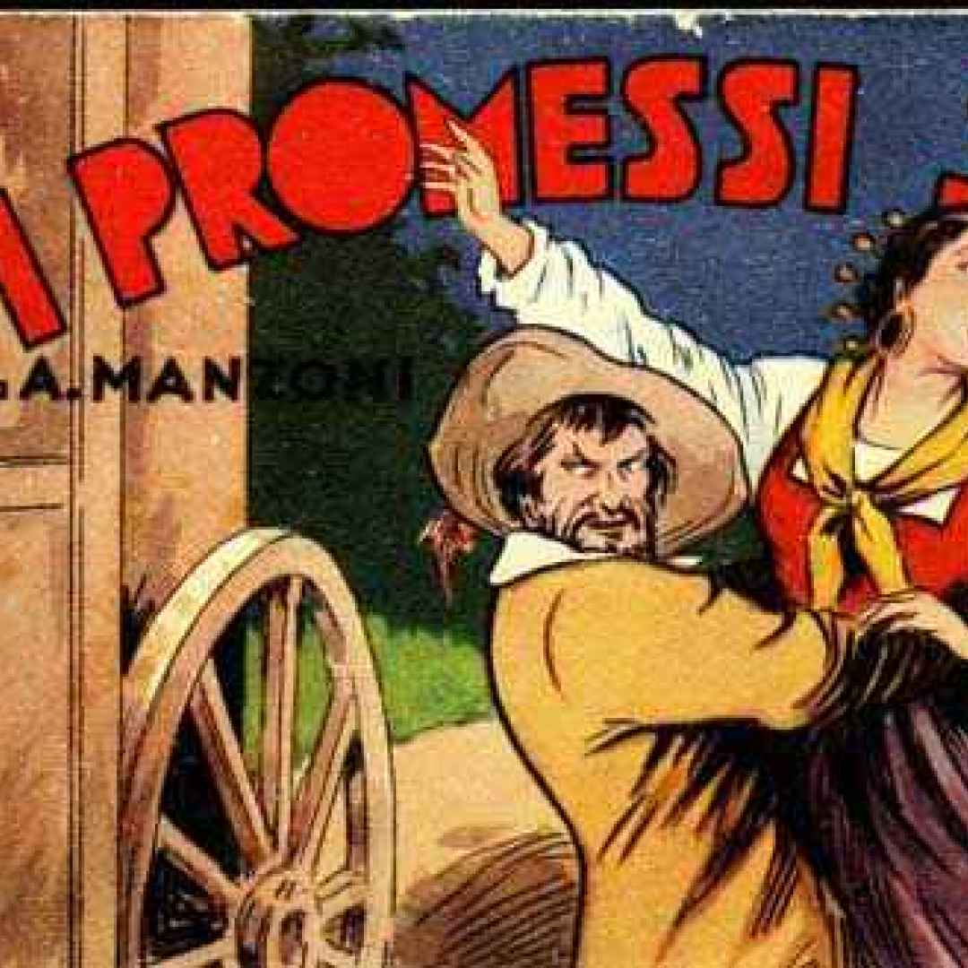 mostre fumetti milano promessi sposi