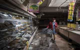 dal Mondo: fukushima  giappone  sisma  tsunami