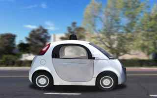 Automobili: california  guida autonoma  pilota