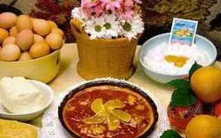 Ricette: arance  crostata all