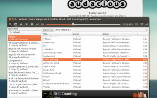 Audio: media  player  open source  software  recensione