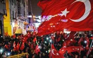 dal Mondo: olanda  turchia  erdogan