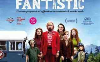 Cinema: captain fantastic cineforum emozioni