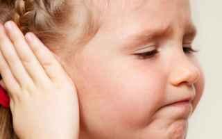 mal di orecchio  otite  terapia