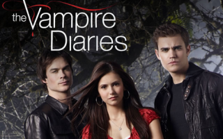 Televisione: tv  telefilm  libri  the vampire diaries