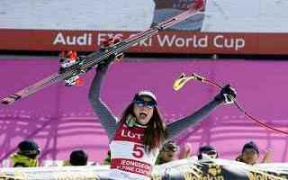 Sport Invernali: goggia  sci  alpino  italia  fisi