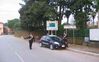 una triste storia che durava da tempo ma per fortuna sono intervenuti gli agenti dei carabinieri che