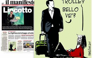 Renzi cancella lopportunismo politico invocato per la Cancellieri, per Lupi, per la De Girolamo, per