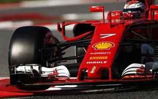 Formula 1: f1  ferrari  raikkonen