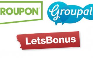 groupon  coupon  groupalia