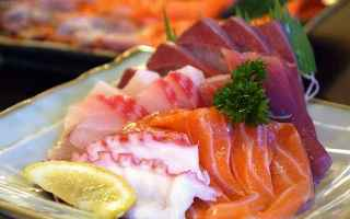 Alimentazione: sushi  sushi preparazione  marco togni