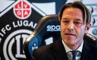 Calcio Estero: tramezzani  lugano  fabbrica  sconfitta