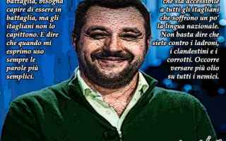 Satira: salvini