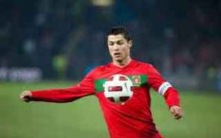 Calcio: cristiano ronaldo  meloni  calcio  sport