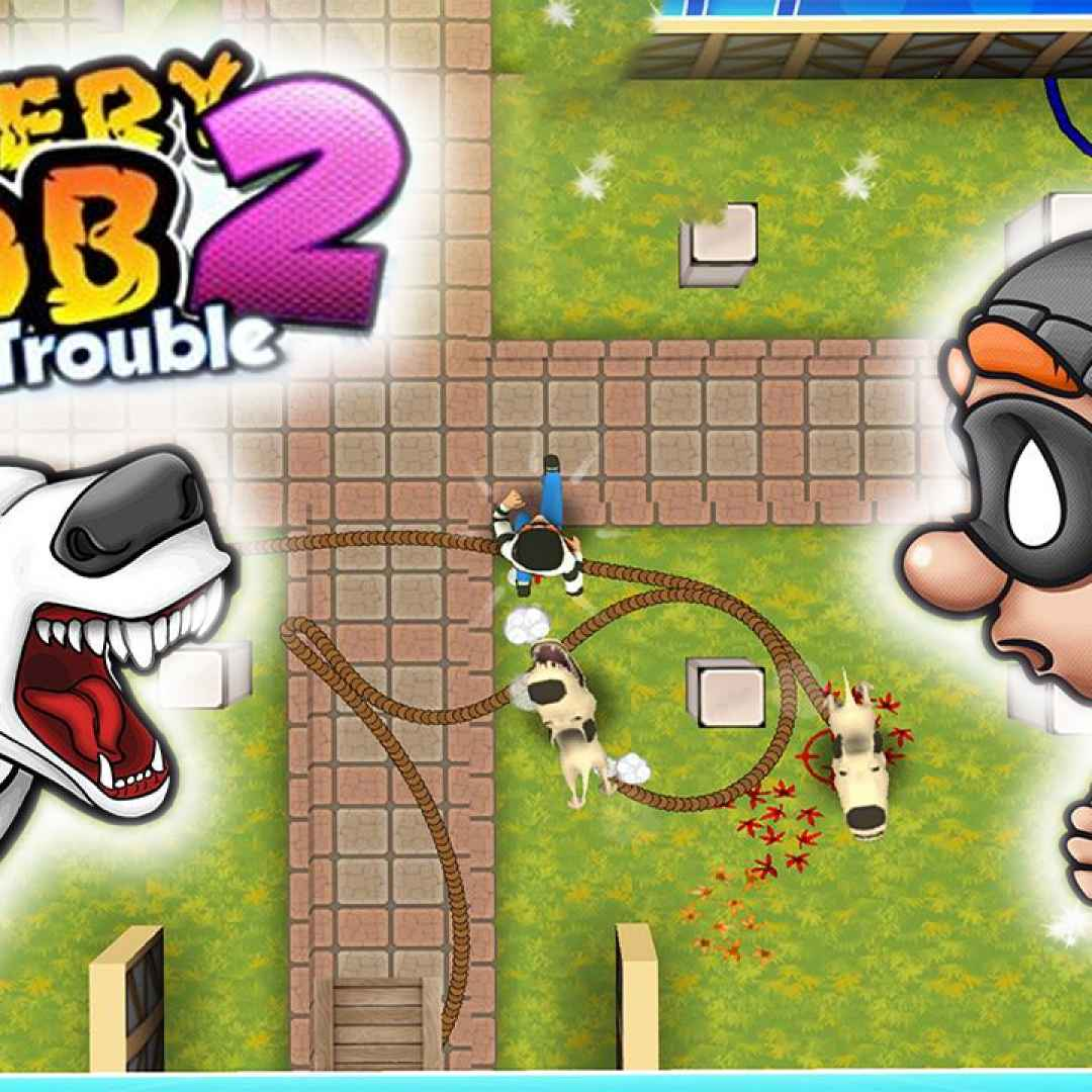 Robbery Bob  Faux Ville