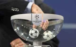 Champions League: quarti  champions  juve  sorteggio