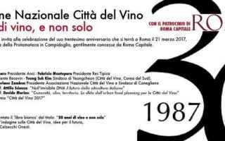 Firenze: vino  eventi  città del vino  roma