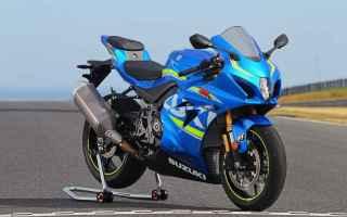 Moto: nuova suzuki  suzuki gsx-r1000