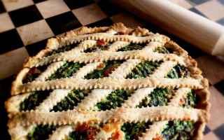 Ricette: crostata  torte salate  rustico