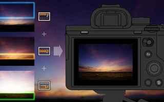 Fotocamere: sony app fotografia