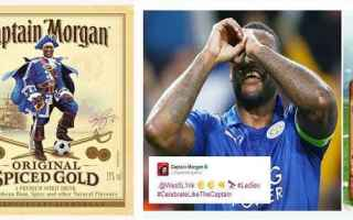 Champions League: leicester  siviglia  rum  morgan