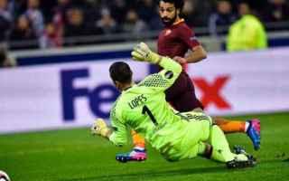 Europa League: roma  lione