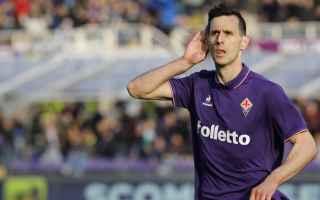 Serie A: fiorentina  crotone  cagliari