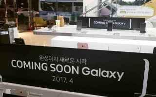 Cellulari: samsung galaxy s8  galaxy s8  s8  sfondi