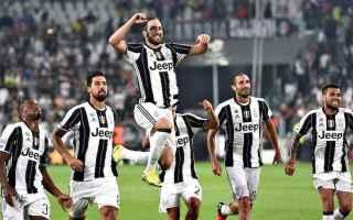 Serie A: calcio inter juve napoli roma milan