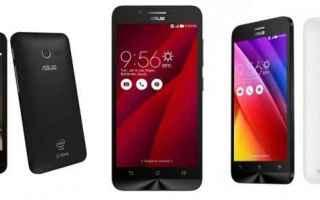 Cellulari: asus  asus zenfone  smartphone low-cost