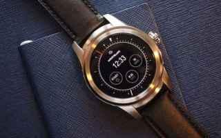 Gadget: montblanc  summit  smartwatch