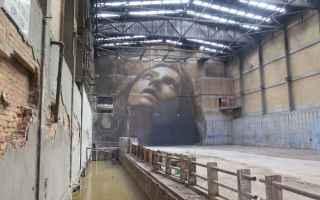 Arte: arte  street art  ritratto