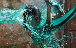 Foto: foto  holi  kiev  bolle di sapone