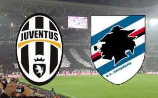 Serie A: sampdoria  juventus
