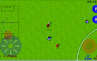 Mobile games: android iphone kick off calcio sport