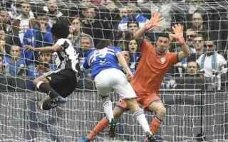 Serie A: juve  vittoria  samp  marassi  cuadrado