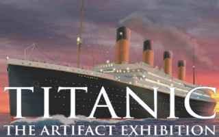 titanic torino mostre titanic torino