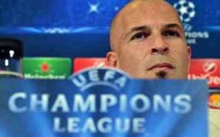 Champions League: andrea raggi  monaco  champions league
