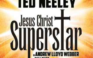 jesus christ superstar  ted neely