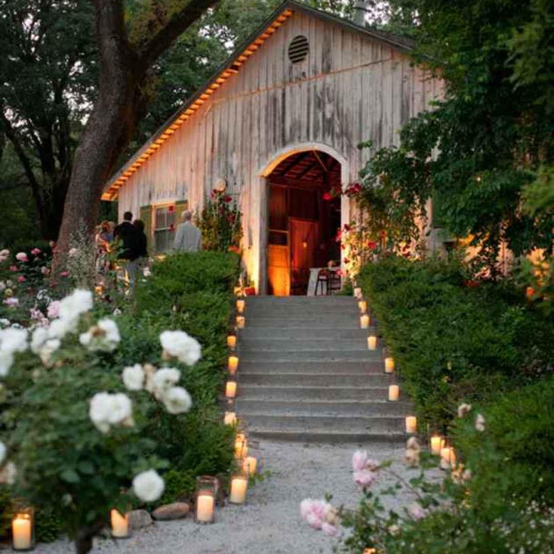 matrimonio  candele  decoro matrimonio