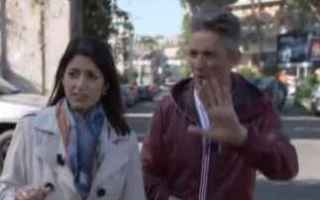 Roma: fiorello roma  edicolafiore raggi news