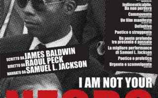 Cinema: film  raoul peck  i am not your negro
