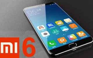 Android: smartphone cinesi xiaomi mi6