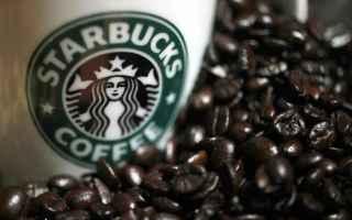 Borsa e Finanza: azioni starbucks  caffè  investire