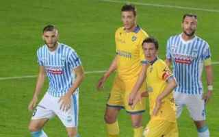 Serie B: serie b  spal  frosinone